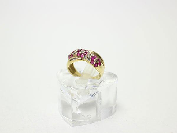 ルビーの指輪の買取