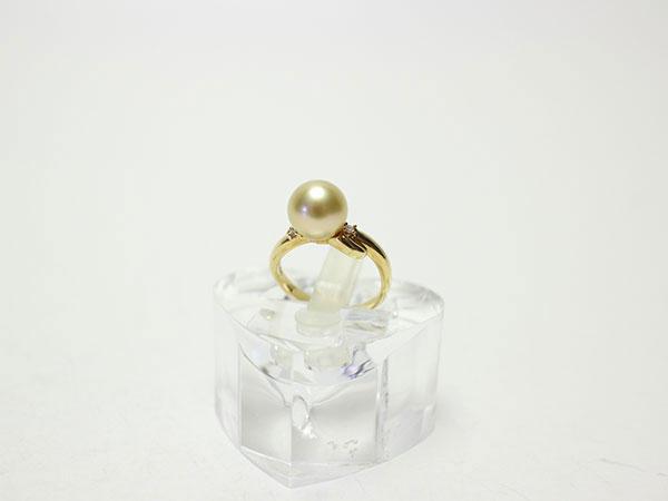 真珠の指輪の買取