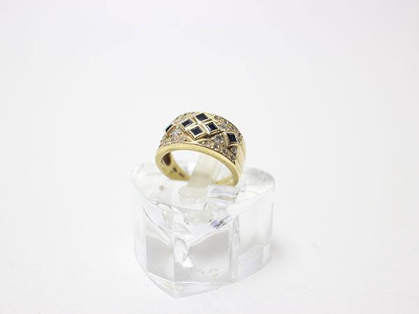 サファイヤの指輪の買取