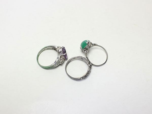 銀の指輪の買取