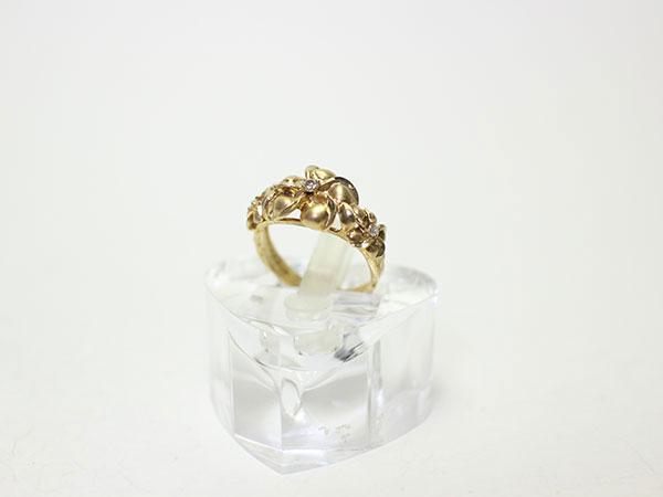14金の指輪の買取