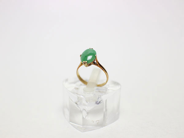 14金の指輪